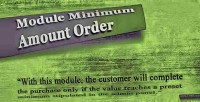 Minimum module amount vqmod order