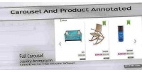 Module featured carousel annotated product and