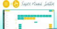 Module visual editor