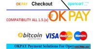 Okpay opencart payment extensions