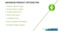 Options advanced pro