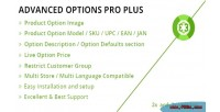 Options advanced pro plus