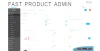 Product fast admin 2 opencar for