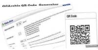 Qr ocarabia code generator