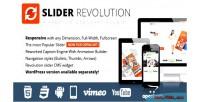 Revolution slider module opencart responsive