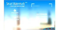 Smart watermark a must plugin opencart have