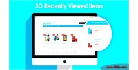 So recently viewed items module opencart responsive
