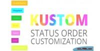 Status kustom order customization