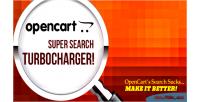 Super opencart more autocomplete search