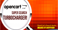 Super opencart more autocomplete search