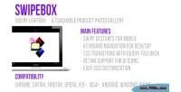 Swipebox opencart