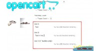 Textbox opencart character counter & limit
