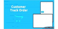 Track customer order