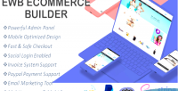 Website ecommerce builder complete a solution cart shopping