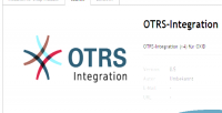 Otrs oxid integration
