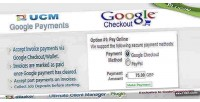 Plugin ucm google wallet google payments