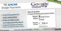 Plugin ucm google wallet google payments