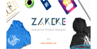 25 zakeke premium version with interactive 3d product prestashop for designer