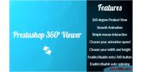 360 prestashop product viewer