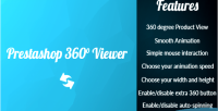 360 prestashop product viewer