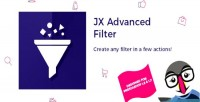 Advanced jx filter