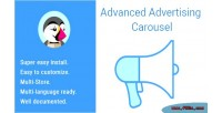 Advertising advanced carousel