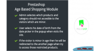 Age prestashop based shopping