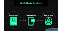 Alerts mail products