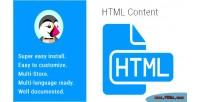 And banners html content