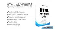 Anywhere html