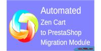 Automated zen cart to module migration prestashop