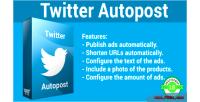 Autopost twitter