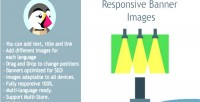 Banner responsive images