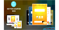 Better prestashop coupon module pro box