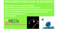 Car prestashop engine module filter fuel