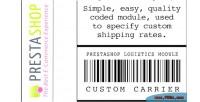 Carrier custom