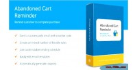 Cart abandoned module prestashop reminder