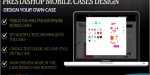 Case mobile designer prestashop for module