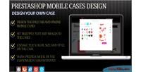 Case mobile designer prestashop for module