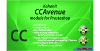 Ccavenue kahanit prestashop for module