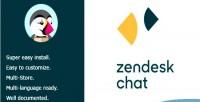 Chat online zendesk