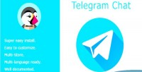 Chat telegram live customers chat your with