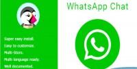Chat whatsapp