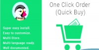 Click one order buy quick