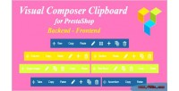Composer visual prestashop for clipboard