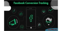 Conversion facebook tracking