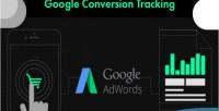 Conversion google tracking