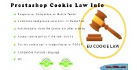 Cookie prestashop bacookielaw info law