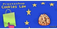 Cookies prestashop law