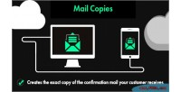 Copies mail